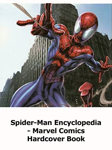 Review: Spider-Man Encyclopedia