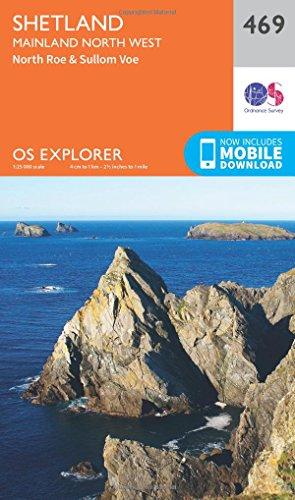 os-explorer-map-469-shetland-mainland-north-west