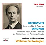 ベートーヴェン : 交響曲第6番「田園」 | ワーグナー : 「トリスタンとイゾルデ」 他 (Beethoven : Symphony No. 6, Pastorale | Wagner : Tristan und Isolde, Isoldes Liebestod , etc. / W. Furtwangler , BPO) [輸入盤]