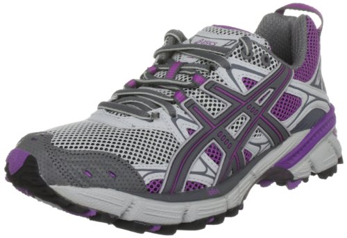 ASICS Women's Gel Torana Moon/Charcoal/Purple Trainer T1E9N 1579 5 UK