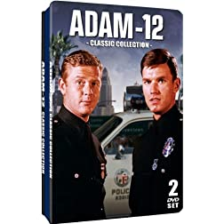 Adam 12 - Classic Collection - Embossed Slim Tin