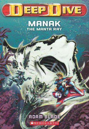 Deep Dive #3: Manak the Manta Ray PDF