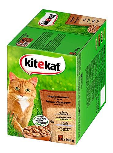 Kitekat-Katzenfutter-Jagdschmaus-in-Soe-48-Beutel-2-x-24-x-100-g