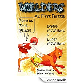 Wielders Book 2 - First Battle (English Edition)