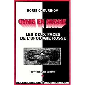 """(1995) """"Ovnis en Russie,les deux faces de l'ufologie russe"""" de Boris Chourinov 51xLyJ20P9L._SL500_AA300_"""