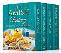 Amish Romance: The Amish Bakery Boxed Set: 4-book Clean Inspirational Box Set - Includes Bonus Book