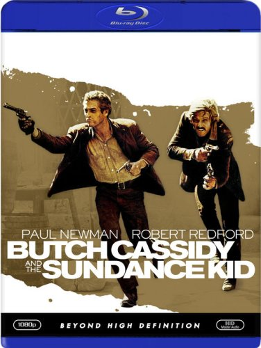 Cover art for  Butch Cassidy and the Sundance Kid [Blu-ray]