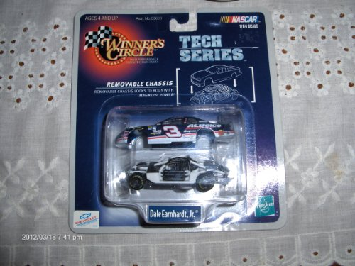 Dale Earnhardt Jr. #3 AC Delco TECH Series 1:64 scale 1998 Winners Circle Diecast Car - 1