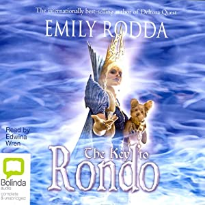 The Key to Rondo Audiobook