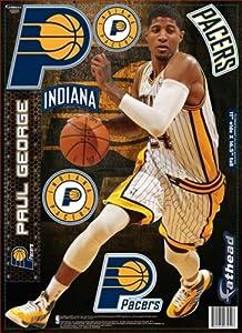 Amazon Com Fathead Indiana Pacers Player Sticker Set