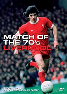 Liverpool Fc Match Of The 70s Big Match Dvd from ILC Media