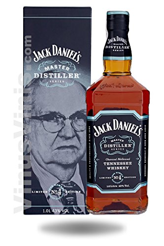 Jack Daniel discount duty free Jack Daniels Master Distillers No. 4 Whisky 100 cl