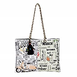 The House of tara Women's Handbag (Multi Colour)