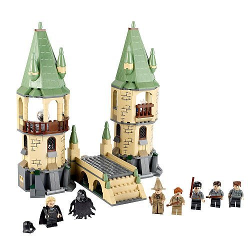 LEGO Harry Potter Hogwarts 4867 Amazon.com