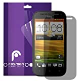 Fosmon Privacy Screen Protector Shield film for HTC One SV - 1 Piece