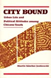 img - for City Bound: Urban Life and Political Attitudes Among Chicano Youth book / textbook / text book