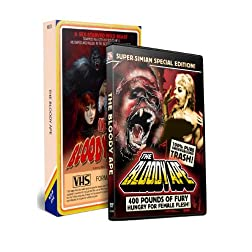 Bloody Ape (VHS/DVD Combo Pack)
