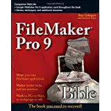 FileMaker Pro 9 Bible ~ Dennis R. Cohen
