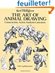The Art of Animal Drawing: Constructi...