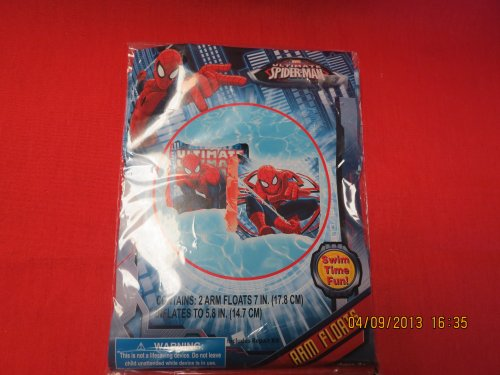 Marvel Ultimate Spider Man Arm Floats by Disney - 1