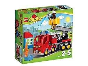 BRANDWEERTRUCK (10592) - LEGO