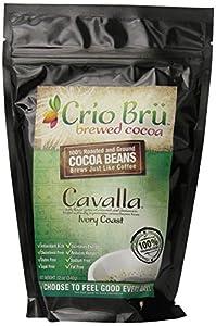 Crio Bru Cocoa Beans, Cavalla, 12 Ounce