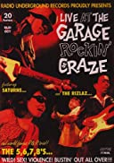 LIVE AT THE GARAGE ROCKIN'CRAZE [DVD]