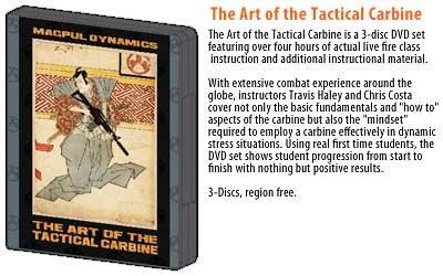 Magpul Tactical Carbine Art of Tactical Carbine
