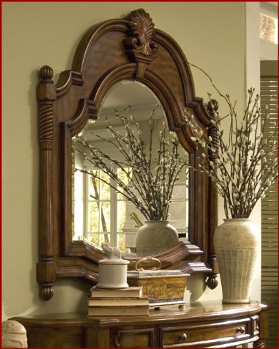 Cheap AICO Console Table Mirror Sedgewicke AI-35260-37 (B003CADYHQ)