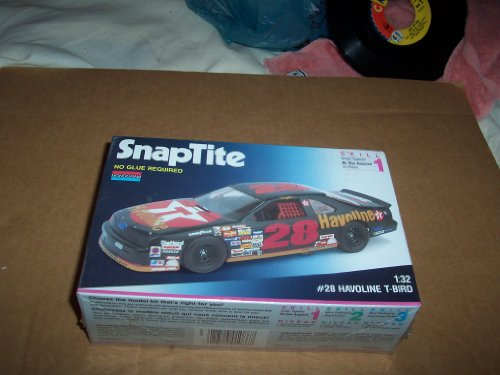 Snaptite #28 Havoline Thunderbird ( Skill Level 1 ) by Mongram - 1