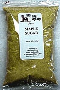 Pure Maple Sugar, 1 lb.
