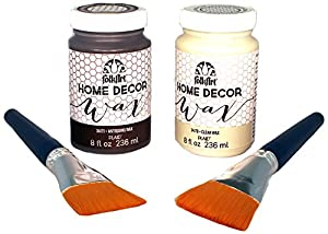Amazoncom FolkArt PROMO848 Home Decor Chalk Wax Set