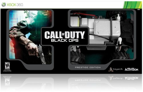 Call of Duty: Black Ops Prestige Edition for Xbox 360