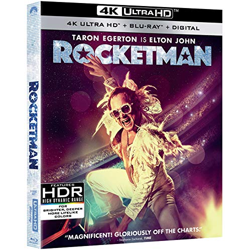 4K Blu-ray : Rocketman (2 Discos)