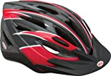 Bell Presidio Cycle Helmet - Red/Black, 54-61cm