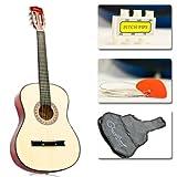Guitar Accessories Combo : best choice products natural acoustic guitar with accessories combo kit for beginners ~ Russianpoet.info Haus und Dekorationen