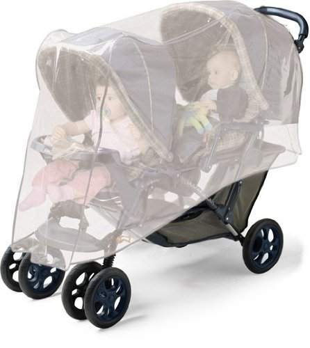 Jolly Jumper Double Stroller Netting