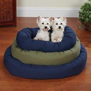 Slumber Pet Snuggly Sleeper Pet Bed, Medium, Sage