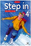 echange, troc Bontout, Broussaud - New Step In : Anglais 4ème (manuel)