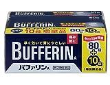 【指定第2類医薬品】バファリンA(80錠+10錠) 90錠 ランキングお取り寄せ