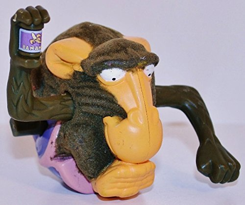 Burger King 1998 the Rugrats Movie Toy Monkey Mayhem