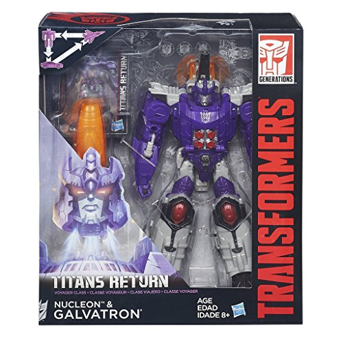 Transformers - Generation Voyager, Titans Return, Personaggi Assortiti