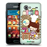 Head Case Little Chef Hazel Back Case Cover For Samsung Galaxy S Advance I9070