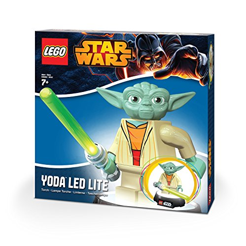 Lego Star Wars Yoda Torch And Nightlight front-59037