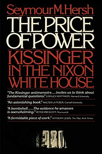 the-price-of-power-kissinger-in-the-nixon-white-house-english-edition