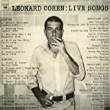 Live Songs (2011 remastered) Leonard Cohen