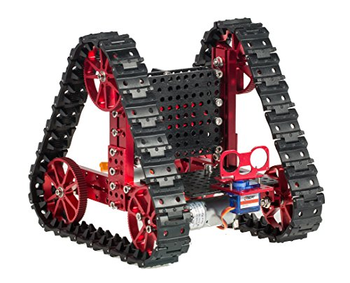 Triangular-Tank-Robotic-Mechanical-Kit