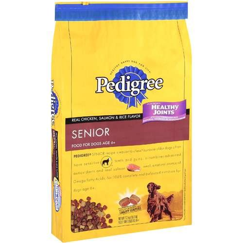 Home Pet Sr Dog Food, Easy To Chew, Nutritional, Antioxidents, Balanced Diet, 15.9 Lb