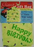"GIFT BAG GIANT 36 "" X 9.6 "" X 44"" BIRTHDAY GIFT BAG"
