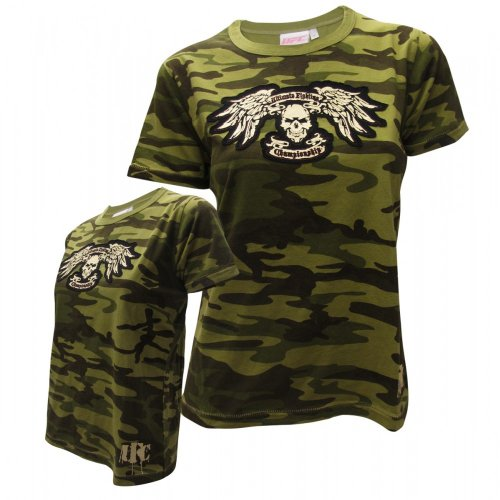 UFC Camo T-Shirt
